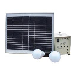 Systeem van de Energie van het Huis van de Uitrusting van het Comité van de zonneMacht het Zonne met LEIDENE Bollen