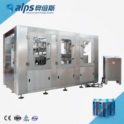 Kleinkapazitätsaluminiumdosen-Sodawasser-Einfüllstutzen und Abdichtmasse
