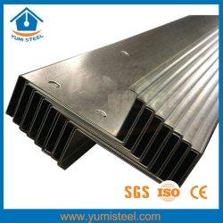 Оцинкованный Z форма стальной швеллер/рамы крыши/пролить Purlins