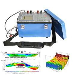 ماء جوفيّ مكشاف [دوك-2ا] جيوفيزيائيّ مقاومية [سورفي متر] كهربائيّة مقاومية تصوير شعاعيّ طبقيّ تجهيز