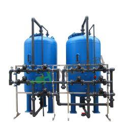 Het Koolstofstaal van de Tank van het Schip van de Filter van het Zand van de Druk van de fabriek