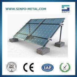 Galvanzied стальной продукции солнечной энергии на монтажной структуры