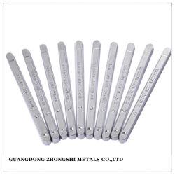 Barra della saldatura di RoHS per l'elettrodo per saldatura/il materiale