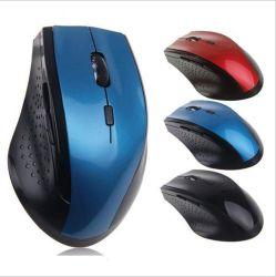 2.4GHz 6D USBのラップトップのデスクトップパソコンのための無線光学賭博マウス1600dpiマウス