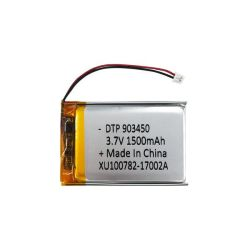 3,7 V au lithium-ion 1500mAh Batterie de l'outil d'alimentation RC 1kwh DTP903450