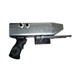Macchina ad alta velocità della pistola dello strumento di rimozione della ruggine di pulizia del laser
