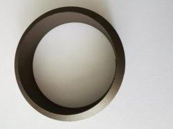 De Ring van de Dia van de Staaf van de Ring van de Gids van de Ring van de Slijtage PTFE met HulpLip