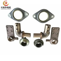 Custom Casting Service Brons Gun Metal Investment Wax Casting Brass Copper Sand Die Casting