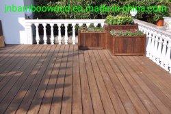 Piattaforme di pavimentazione di bambù esterne carbonizzate di Longboard tessute forte filo
