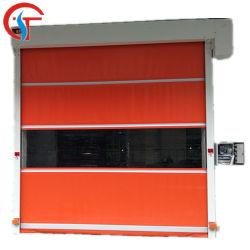 Deur van het Blind van het Blad van de Hoge snelheid van de Workshop van de airconditioning de Automatische