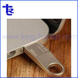 O metal mini USB de cartão de memória flash
