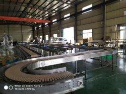 Har 882 Tab Correntes Transportadoras de plano de plástico para a indústria de panificação /Embalagem Embalagens para Hairise Latas de fábrica na China
