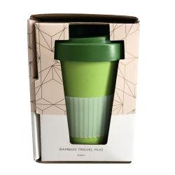 De in het groot Goedkope Kop van de Vezel van het Bamboe van de Hoogste Kwaliteit van de Mok van de Koffie