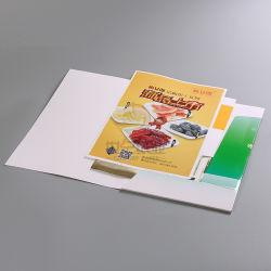 86GSM PE Arte revestidas de papel em rolo, à prova de gorduras, impermeável, Vedação de calor, FDA aprovou