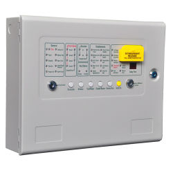 Система мониторинга огнеупорные сигнал тревоги в Оборудование пожарной панели огнетушителя