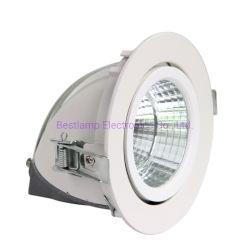 La plus récente de l'aluminium plafond LED Downlights avec garantie de 2 ans
