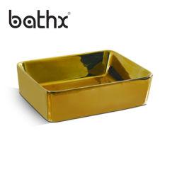 La porcelaine sanitaire de la Chine Salle de bains set Céramique Art Lavabo