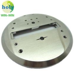 ステンレス鋼の特別なカスタム高力精密CNCによって機械で造られる部品