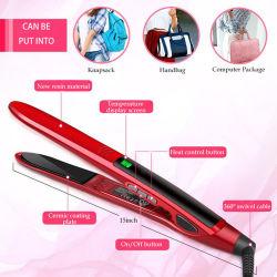 Qualität PTC, die breiter Platte LCD-Haushalts-flachen Eisen-Haar-Strecker erhitzt