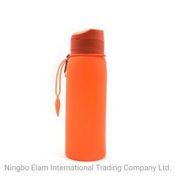 Commerce de gros de matériel de sécurité d'éclairage extérieurs la cuvette de silicone pliable