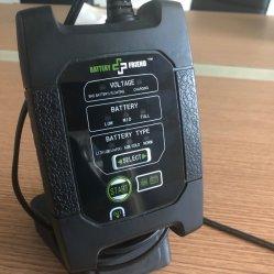 Cofre de Alta Qualidade Lead-Acid Carregador de bateria de carro automático