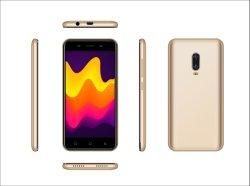 """中国製5.0 """" hdの16:9、IPS 720*1280ピクセル表示4G Mtk6739アンドロイド8.1システムスマートな携帯電話"""