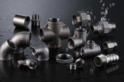 Gelaste Koolstof ASME B16.9 B16.11 en Roestvrij staal en de Naadloze Montage van de Pijp Shc40/80