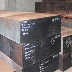 De de Speciale staven & Plaat van de Vlakte van het Staal SKD61/H13/1.2344 ESR/EAF voor het Afgietsel van de Matrijs