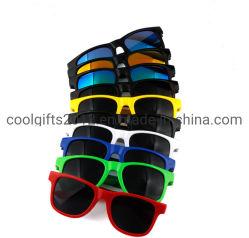 Мода рекламных дешевые цветные пластмассовые очки в подарок для продвижения
