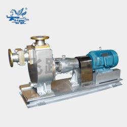 Self-Priming horizontal de la bomba química de petróleo, aguas residuales y productos químicos líquidos