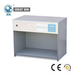 Стандартные 6 Лампы ткань Цветостойкость прочности Испытания машины (GW-017)