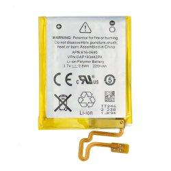 De Originele Batterij van Sinbeda voor de Vervanging 220mAh van de iPodNnao7 Batterij voor Batterij van het iPod Nano 7 7de 7 Gen Interne Li-IonenPolymeer