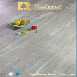 12.3mm commerciale HDF AC4 Crystal Warerproof Planchers laminés