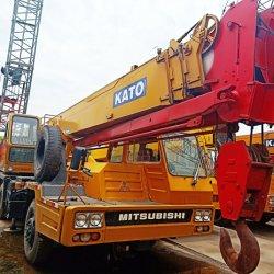 Original usado Japón hizo Kato 25ton Nk-250e camión grúa