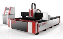 Deutschland Ipg Faser-Laser-Ausschnitt-Maschine CNC-1000W