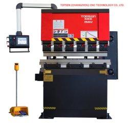 ステンレス鋼シートのアルミニウムSheet&の金属板の処理の曲がることおよび製造のためのブレーキAmadaの技術の油圧機械及び曲がる機械を押しなさい