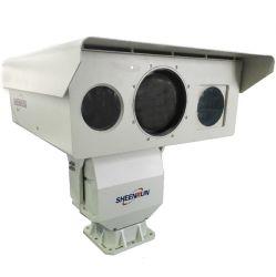 Luz de alta definição e Câmara Illuminatior Laser Híbrido da Câmara de imagens térmicas e sistema de vigilância