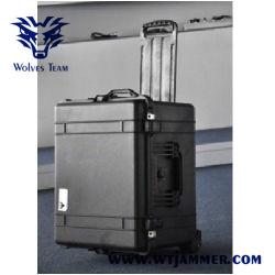 Câmara sem fios Jammer / Telemóvel Bloqueador de sinal/Telemóvel Jammer /VHF UHF Jammer