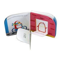 Hard Cover colorée de l'impression personnalisée A4 livre de contes de l'activité des enfants à couverture rigide