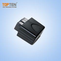 Играть-N-разъем GPS Car Tracker парка БОРТОВОЙ СИСТЕМЫ ДИАГНОСТИКИ устройства слежения с Obdii диагностического порта (ТК218-JU)