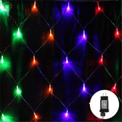 LED-Nettolicht-Partei-Hintergrund-Licht für Weihnachten Halloween