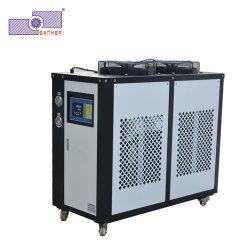refrigeratore di acqua industriale raffreddato aria ecologica di plastica di uso della macchina 10HP