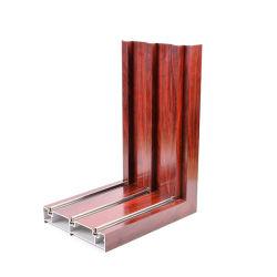 Деревянный блок обработки воздуха зерна случае штампованный алюминий профиль
