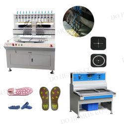 Dispensación automática de la máquina para hacer la etiqueta de equipaje etiqueta Llavero PVC