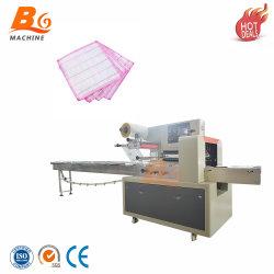 Serviette en tissu de blanchisserie Hankerchief automatique Machine d'emballage
