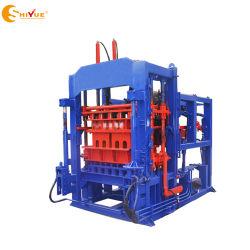Qt6-15 largement utilisé Hourdi de blocs creux machine à fabriquer des blocs de béton