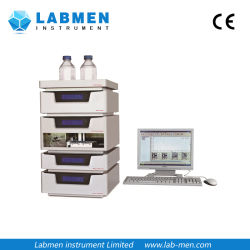 이중 빔 단색화기 고성능 액체 크로마토그래프(HPLC)
