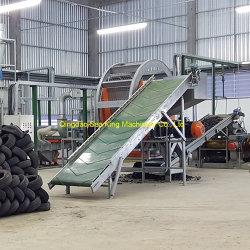 Hot Sales gebruikte bandenvernietiger voor het recyclen van banden