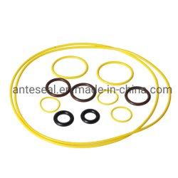 RubberO-ring van de Kleur van de Delen van de Industrie van de douane de Verzegelende