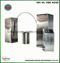 IEC60335 IPX3 IPX4 Anti-Water Code IP Les équipements de test de laboratoire